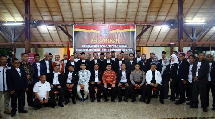 Ketum DPP PPHI lantik pengurus DPD Kabupaten Cirebon periode 2020-2025